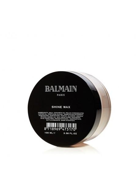 BALMAIN SHINE WAX spindesio suteikiantis plaukų vaškas, 100 ml.