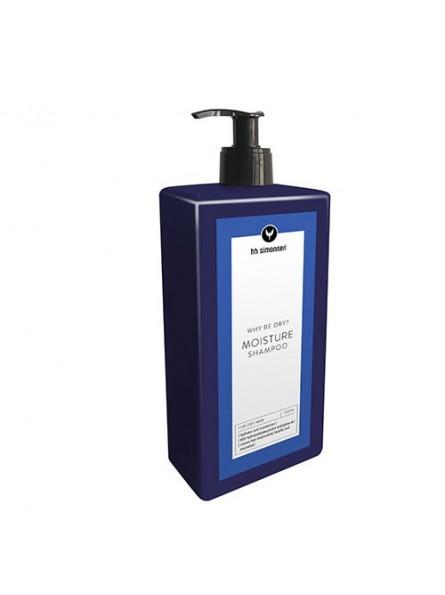 HH Simonsen MOISTURE plaukus drėkinantis šampūnas