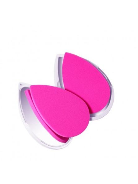 BeautyBlender BLOTTERAZZI sebumą sugeriančios rožinės makiažo kempinėlės