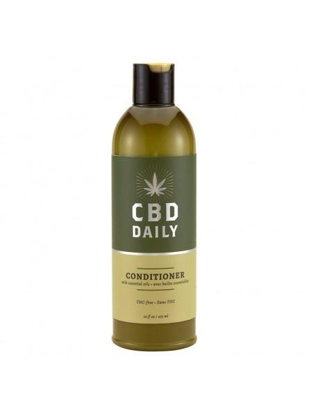 CBD Daily CONDITIONER drėkinantis kondicionierius visiems plaukų tipams, 473 ml.