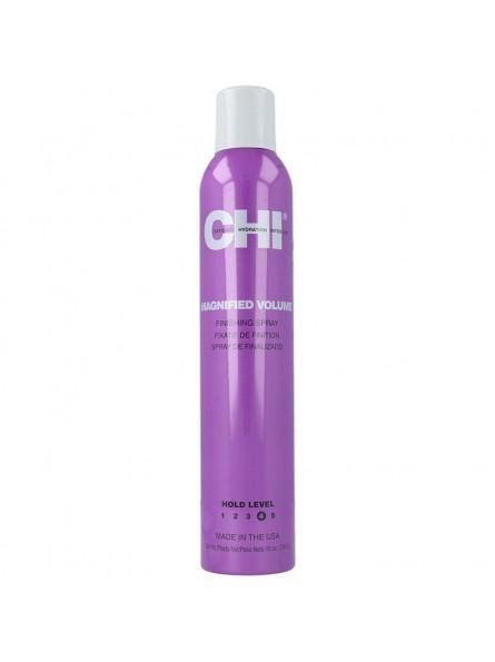 CHI MAGNIFIED VOLUME apimties suteikiantis plaukų lakas, 284 g.