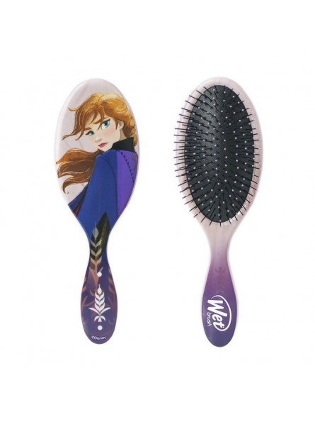 WetBrush Original Detangler ovalus plaukų šepetys Disney Frozen ANNA