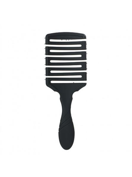WETBRUSH PRO FLEX DRY PADDLE stačiakampis plaukų džiovinimo šepetys juodas