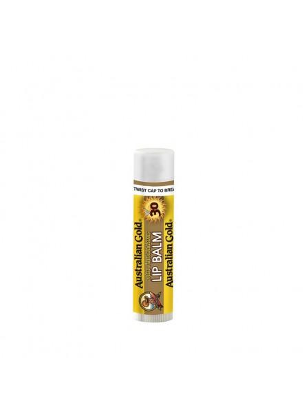 Australian Gold LIP BALM apsauginis lūpų balzamas SPF30, 4,2 g.