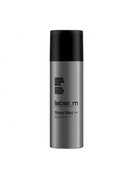 label.m SHINE MIST blizgesio suteikianti purškiama migla, 200 ml.