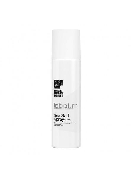 label.m SEA SALT SPRAY jūros druskos plaukų purškiklis, 200 ml.