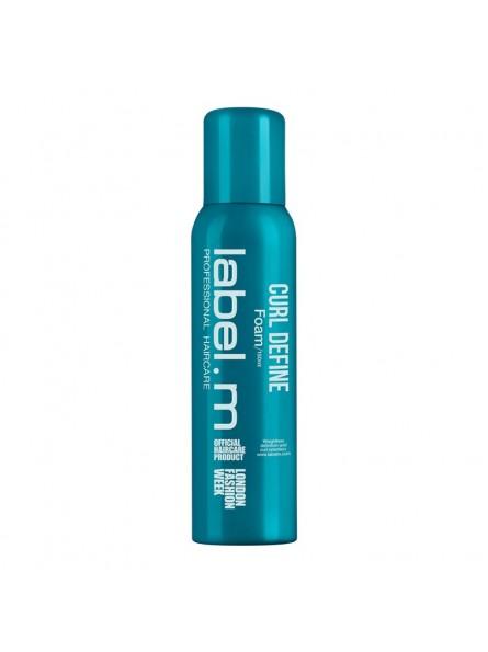 label.m CURL DEFINE formavimo putos garbanotiems plaukams, 150 ml.