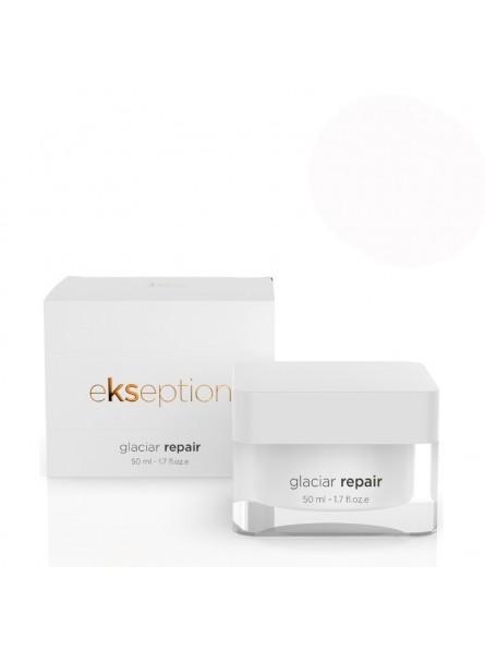 ekseption GLACIAR REPAIR lengvas regeneruojamasis kremas, 50 ml.